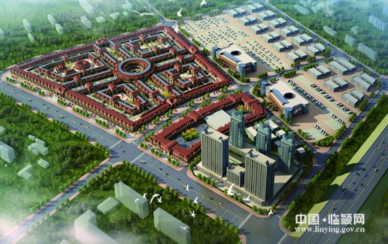 菏泽天华电商产业园